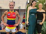 WAFL star Erin Phillips, 35, reveals five must-have food staples and how she stays fit off the pitch