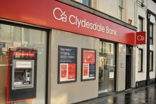 Clydesdale Bank move ahead with Dumbarton High Street branch closure