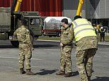 British military deploys 80 personnel to help ambulance services cope with surging demand