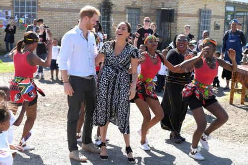 Prince Harry and Meghan Markle's Africa tour cost taxpayers £245,000