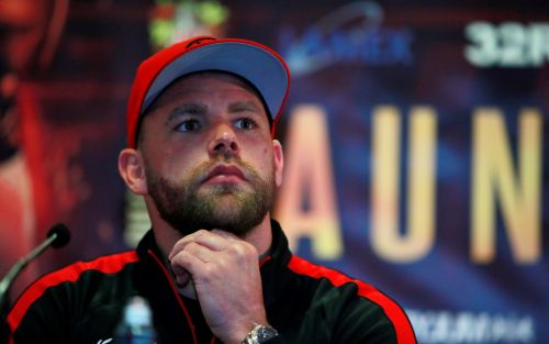 Billy Joe Saunders to fight Shefat Isufi in Stevenage homecoming