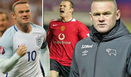 Wayne Rooney retirement: Man Utd and England legend's career summed up in 10 pictures