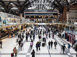 Fears of chaos on rail network during the festive period prompts government to appoint travel tsar