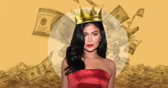 Kylie Jenner holds onto her crown and becomes world's youngest self-made billionaire for second year running