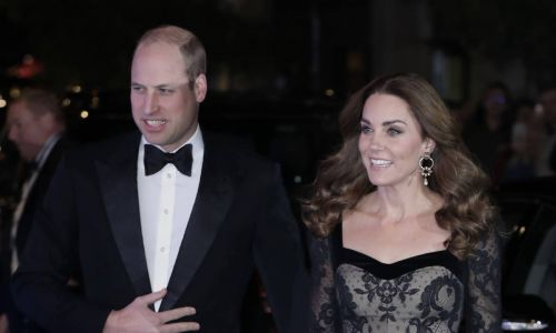 Prince William and Kate Middleton wow at the Royal Variety Performance 2019 - best photos