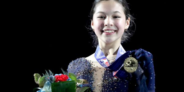 14-year-old Alysa Liu could be the next 'Simone Biles of figure skating.' Here's what legends Adam Rippon and Tara Lipinski had to say about the rising star