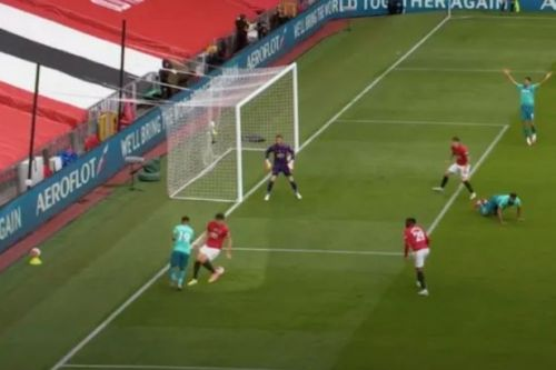 Harry Maguire backed over Junior Stanislas nutmeg as David de Gea is blamed