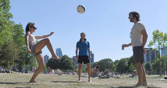 Groups of five can play sports together as more restrictions are relaxed