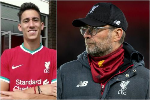Jurgen Klopp reveals the qualities that convinced Liverpool to sign Kostas Tsimikas
