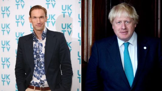 Embarrassing Bodies' Dr Christian Jessen shares bizarre message about condoms as he wishes Boris Johnson speedy recovery amid coronavirus hospitalisation