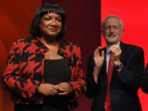 Diane Abbott Warns Jeremy Corbyn Faces Leadership Challenge Over Anti-Semitism 'Onslaught'