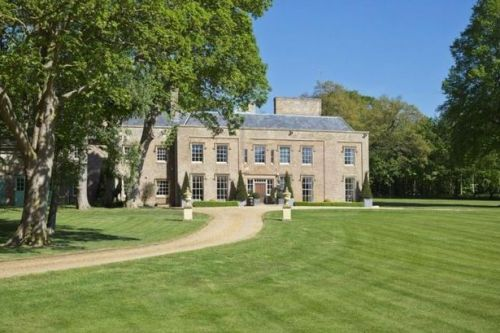 Inside £6.5m home of EuroMillions winner with own cinema, gym and bar