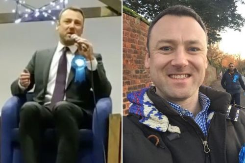 Tory candidate blames 'staged outrage' after his foodbank comments spark fury