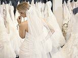 Groom 'refuses' to let his wife-to-be buy her dream $950 dress wedding dress