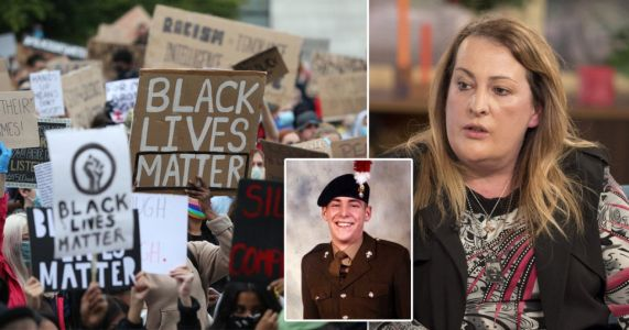 Lee Rigby's family urge people not to use him against Black Lives Matter protests