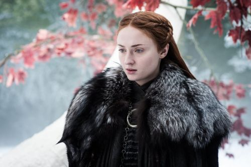 Game Of Thrones star Sophie Turner reveals Sansa Stark's armour in final season