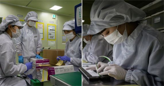 Covid tests that give results in 15 minutes 'to be rolled out across globe'