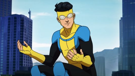 Amazon Prime Video's Invincible could secretly be one of 2021's best TV shows