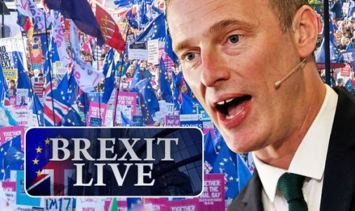 Brexit LIVE: Brexiteer mocks Remainers after humiliating online poll - 'Time to MOVE ON!'