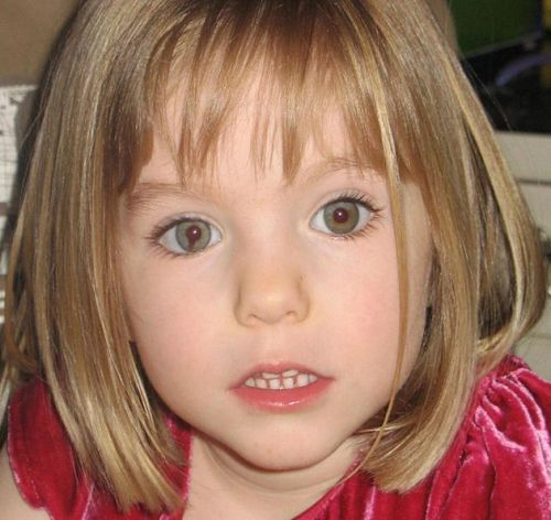 Madeleine McCann's Face Is More Important To The British Press Than Black Lives