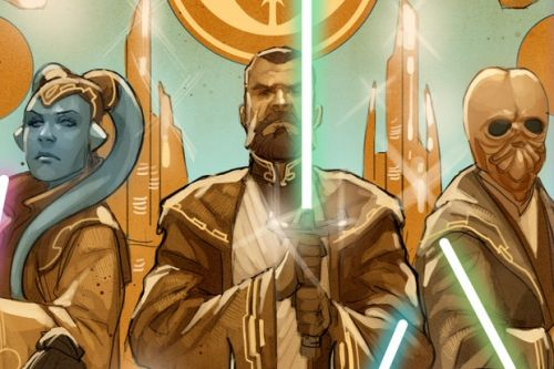 Star Wars: High Republic revealed as a novel series after film rumours