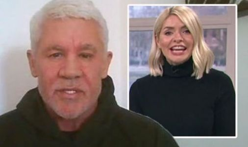 Wayne Lineker sparks uproar over awkward Holly Willoughby dating chat 'Why give air time?'