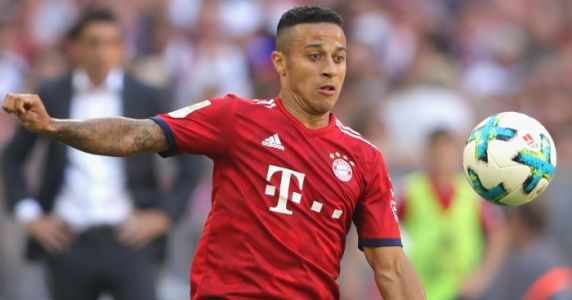 Jurgen Klopp puts dampener on Liverpool transfer plans amid Thiago Alcantara talk
