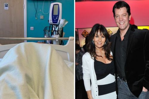 Linda Lusardi's husband updates fans on her condition as she battles coronavirus