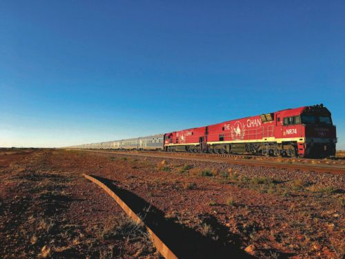 Catch the Ghan train through Australia's Outback - Scotland on Sunday travel