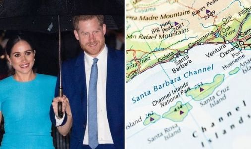 Prince Harry and Meghan Markle new house: Where is Santa Barbara?