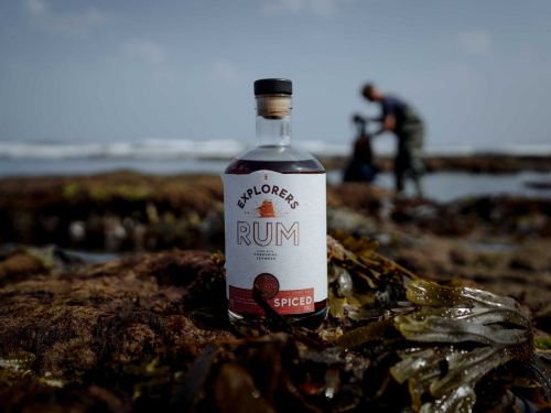 A seaweed-based rum is giving this company a new lease on life after COVID-19 decimated its bartending business