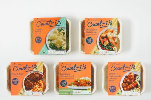 Marks and Spencer launches low-calorie food box of ready meals for £30