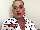 Pregnant Katy Perry admits she's 'nervous' about labour pains ahead of imminent due date