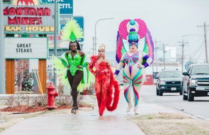 Bob the Drag Queen and Shangela share stories of filming new drag show in small US towns: 'We certainly got some pushback'