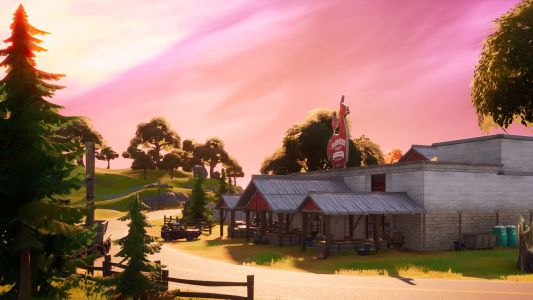 Fortnite named locations: where to find the new locations on Fortnite's new map