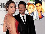 Peter Andre praises wife Emily for having 'uncomfortable' conversations with Princess and son Junior