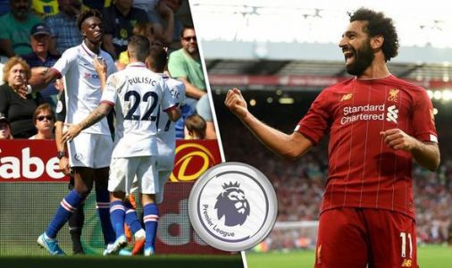 Premier League Team of the Week: Chelsea pair join Liverpool trio and Man City veteran