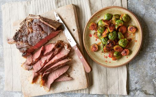 The ultimate Sunday lunch recipes for two