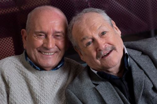 Cannon & Ball star Bobby Ball dies at 76 after positive coronavirus test