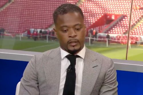 Patrice Evra opens up on personal letter sent by Liverpool after Luis Suarez race row