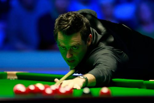 Ronnie O'Sullivan says he 'hasn't played much' ahead of the Snooker World Championship
