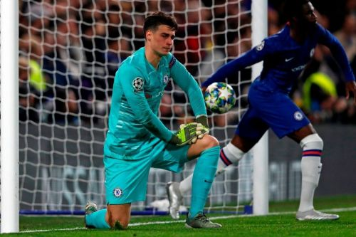 Kepa the fourth worst in the league in this important goalkeeper stat
