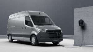 Pricing confirmed for all-electric Mercedes eSprinter panel van