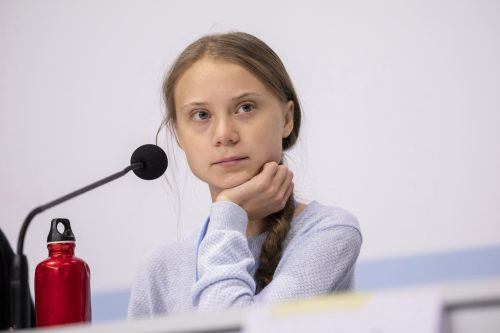 Greta Thunberg leads scientists in shunning flights for top climate conference