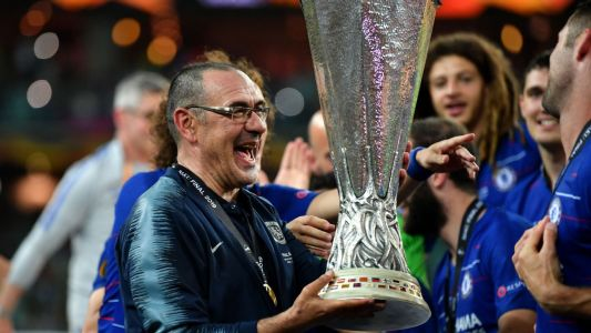 Maurizio Sarri did well at Chelsea but managing Juventus was simply more appealing