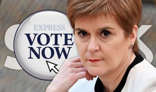 Scotland POLL: Should Sturgeon and the SNP be given another independence referendum? VOTE