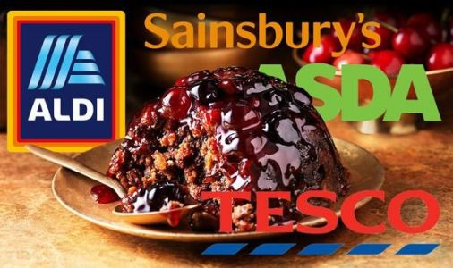 Best supermarket Christmas pudding - is it Aldi, Tesco, Asda or Sainsbury's?