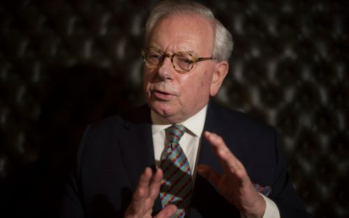 David Starkey forced to resign from Cambridge college over 'damn blacks' slavery comments