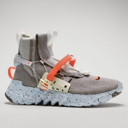 """Nike designs Space Hippie footwear to have """"lowest carbon footprint scores ever"""""""