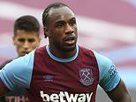 West Ham lose striker Michail Antonio for six weeks as fixture crush causes injuries to rise